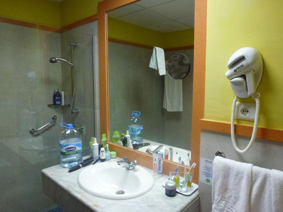 Badezimmer Ausstattung Allsun Hotel Lucana Playa Del Ingles