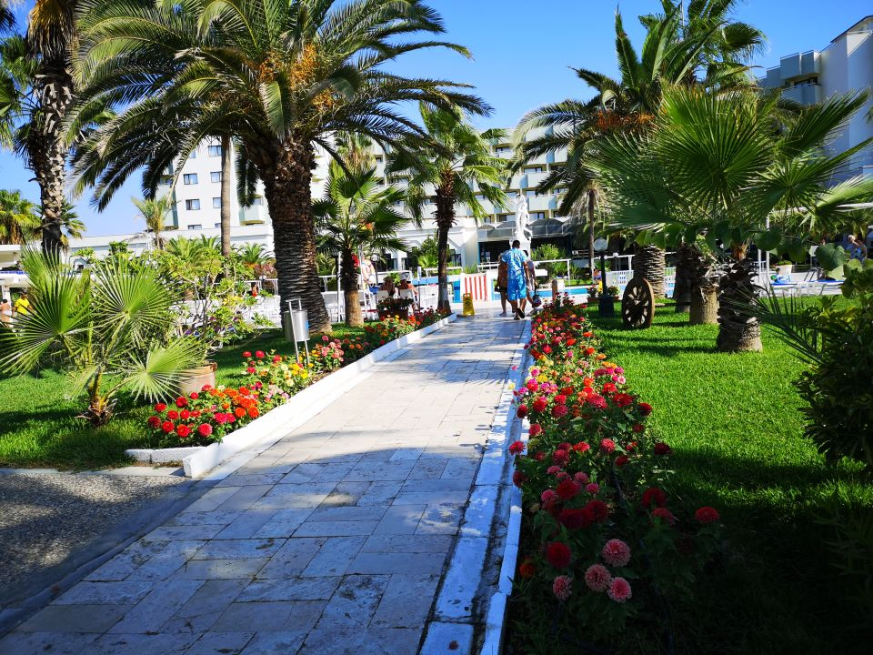 Garten Süral Saray Hotel