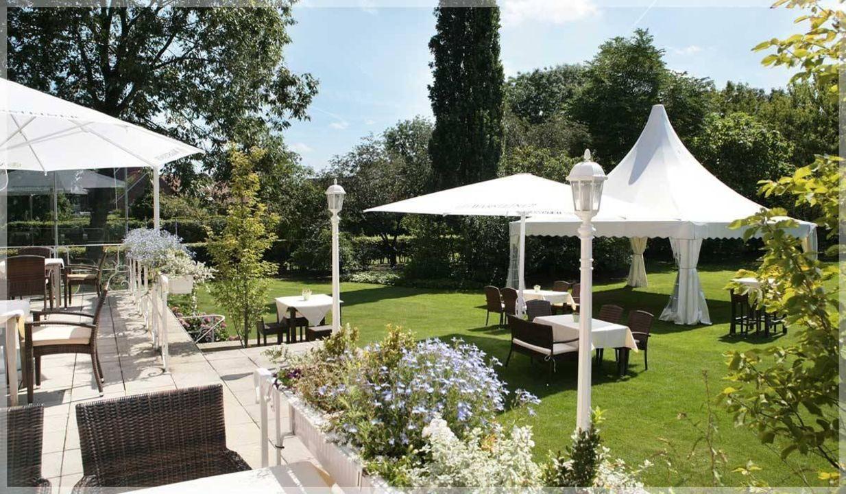 Orangerie Garten Hotel SportSchloss Velen