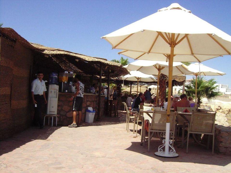 Strandbar - Concorde El Salam SSH Concorde El Salam Hotel Sharm el Sheikh by Royal Tulip