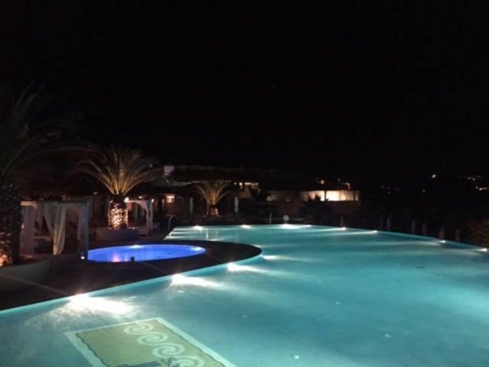 Pool Saint John Hotel Villas & Spa