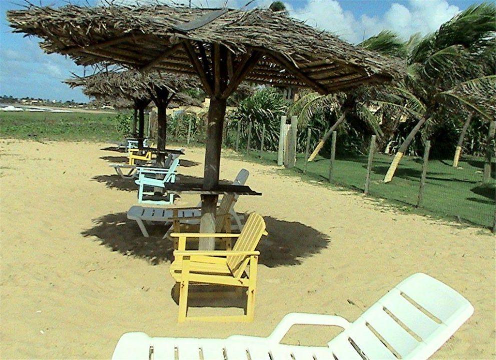 Hotelanlage Hotel Pousada Praia das Ondas