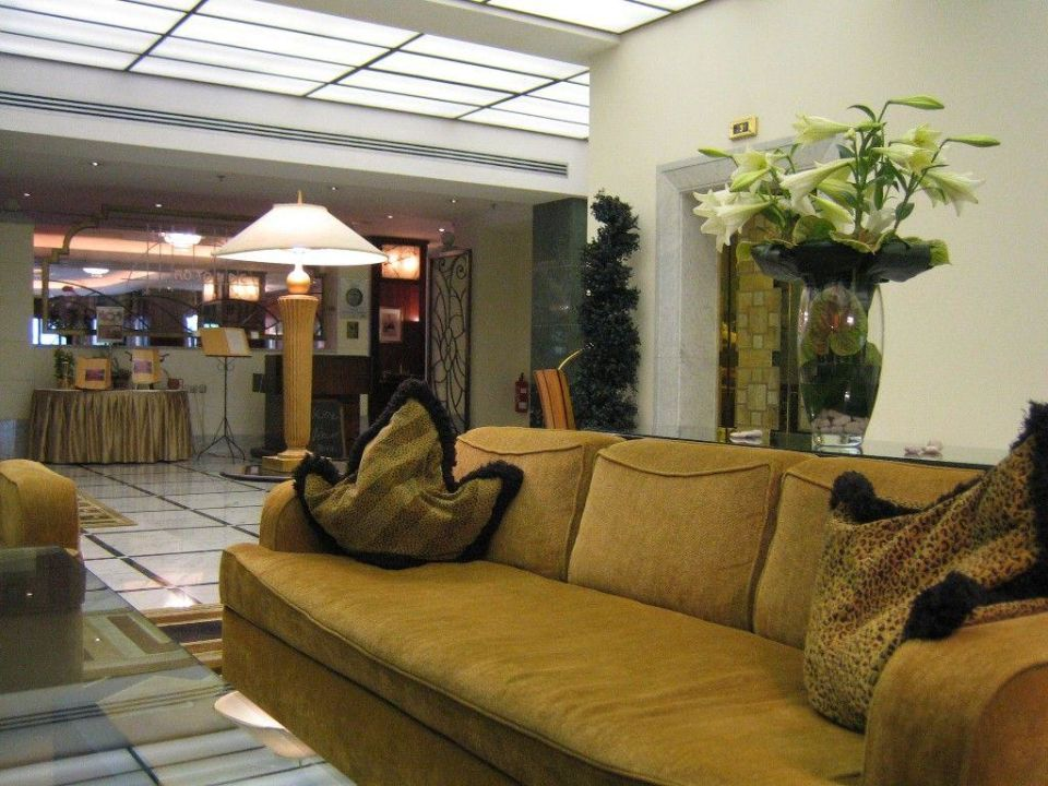 Radisson SAS Alcron, Lobby Hotel Radisson Blu Alcron