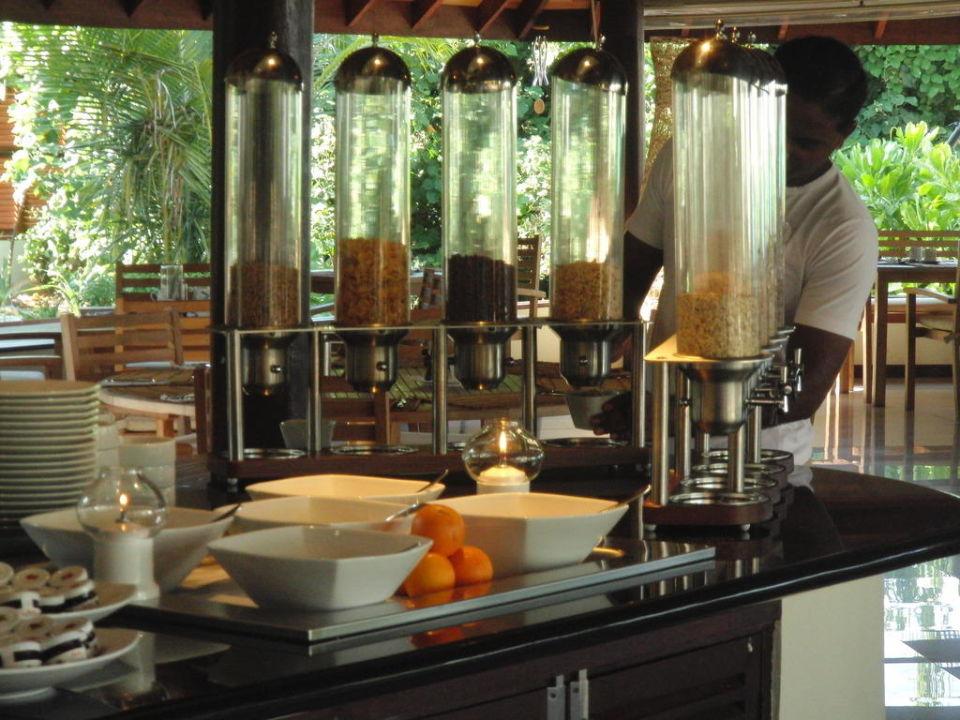 Frühstücksbuffet Robinson Club Maldives - Adults Only