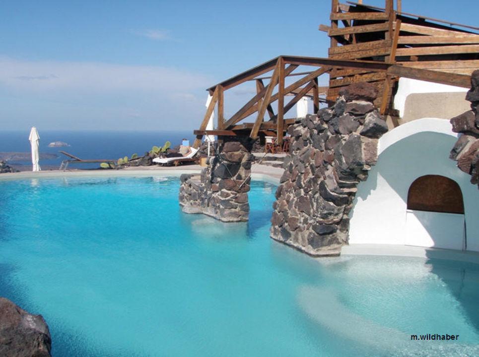 Pool Honeymoon Petra Villas