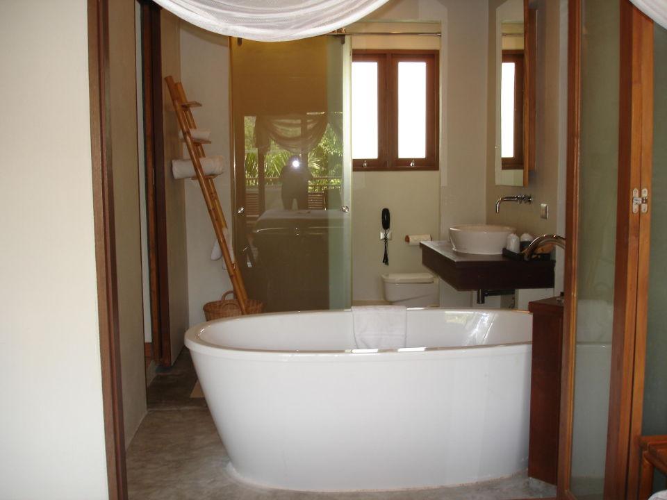 Badewanne freistehend Metadee Resort & Villas