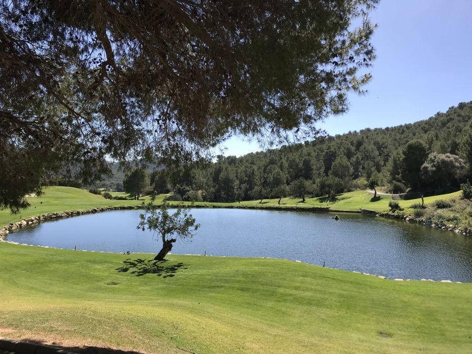 Ausblick Steigenberger Golf & Spa Resort Camp de Mar