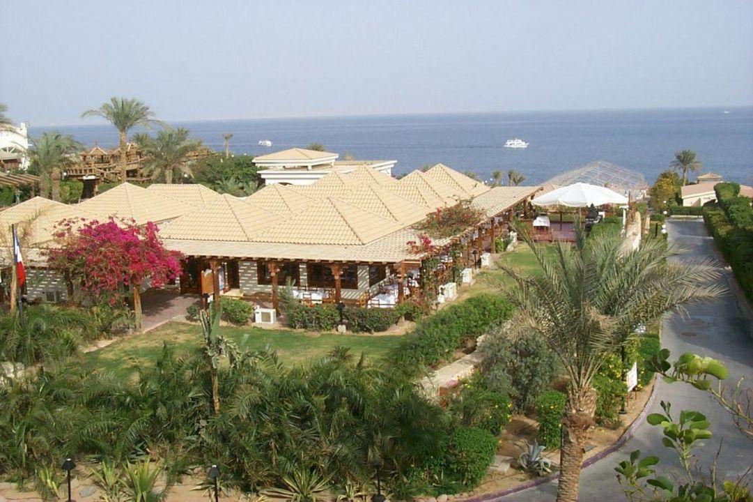 Ресторан рядом с main Sheraton Sharm - Hotel, Resort, Villas & Spa