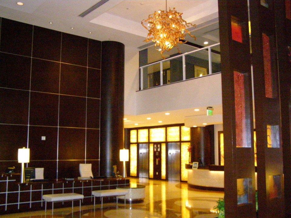 Lobby Hotel Hilton Fort Lauderdale Beach Resort