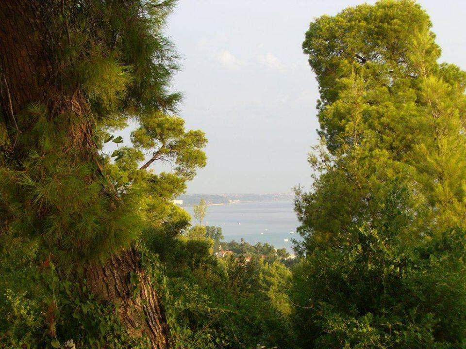 Ausblick vom Hotel Hotel Peristeridis