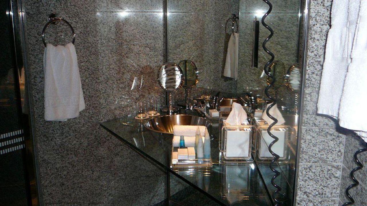 Zimmer Hilton Dubai Creek