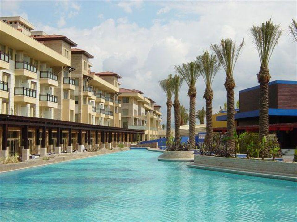 Xanthe Resort - Blick aus dem Pool lti Xanthe Resort & Spa