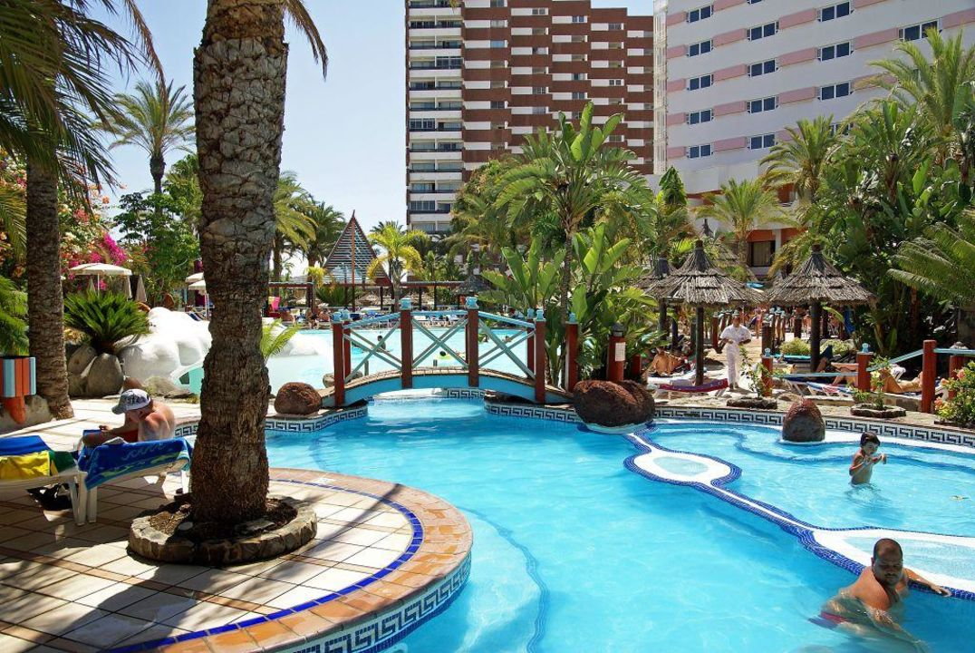 Hotel Ifa Continental Playa Del Ingles Spanien