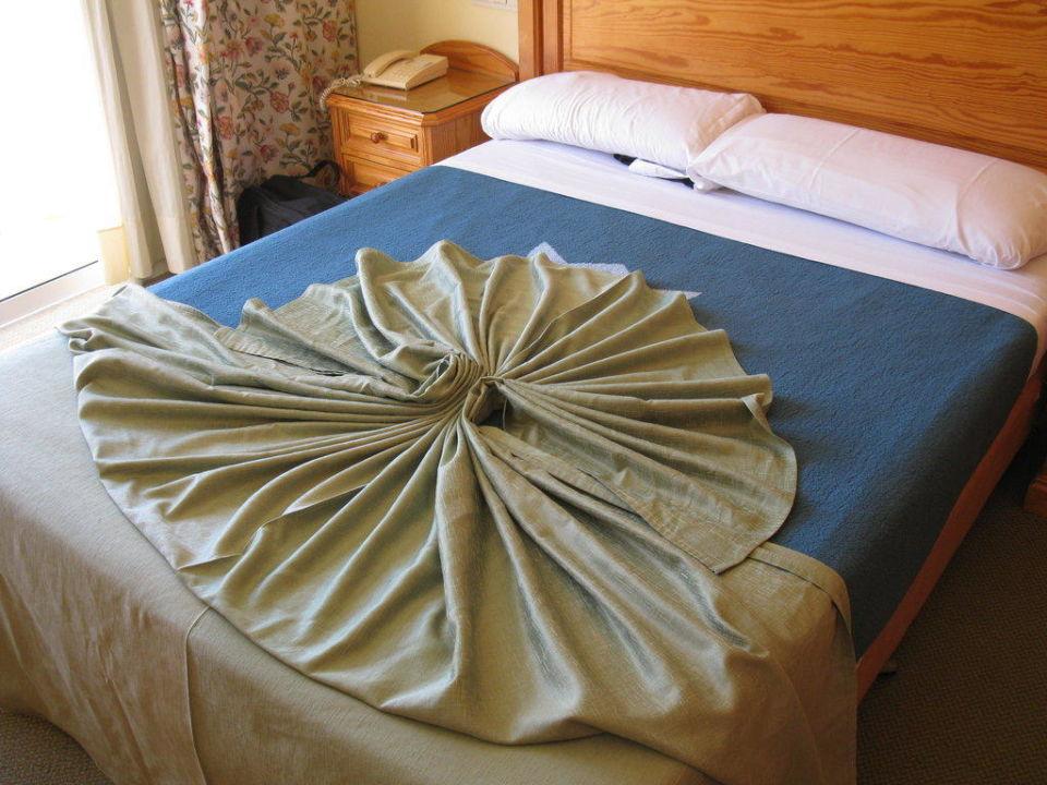Hotelbett Im Einzelzimmer Hotel Riu Gran Canaria Meloneras