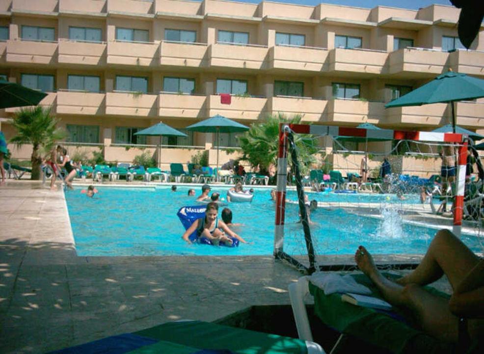 Pool - Hotel Esperanza Port Roig Grupotel Mallorca Mar