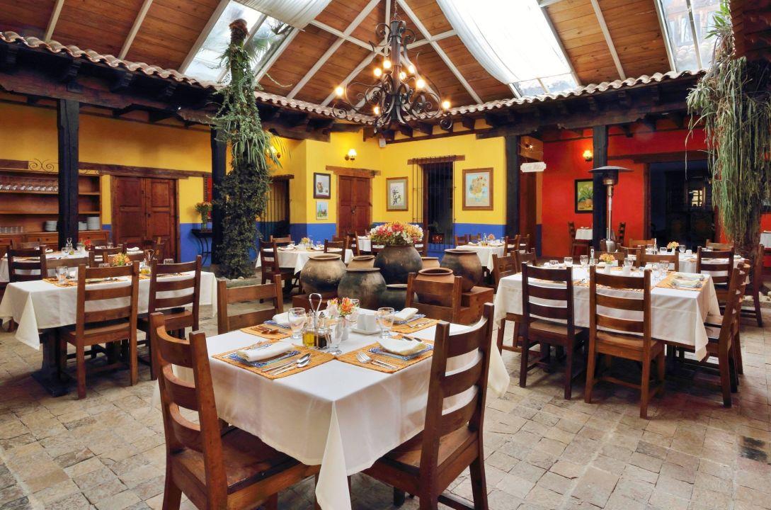 Restaurante comedor de Dona Rita\