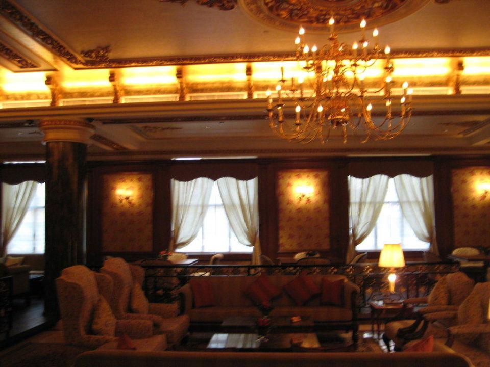 Lobby Hotel Royal Ascot