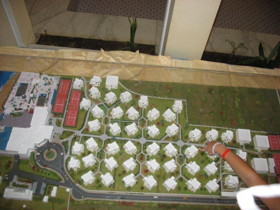 Hotelanlage El Mouradi Club Selima