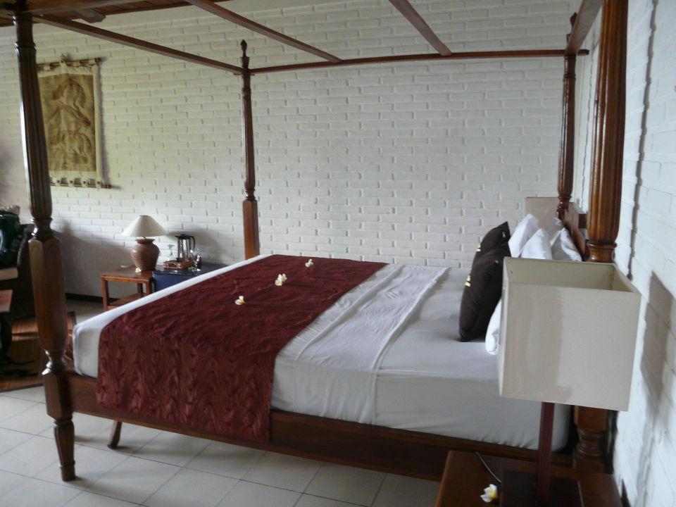 Bett Hotel Tauch Terminal Resort Tulamben