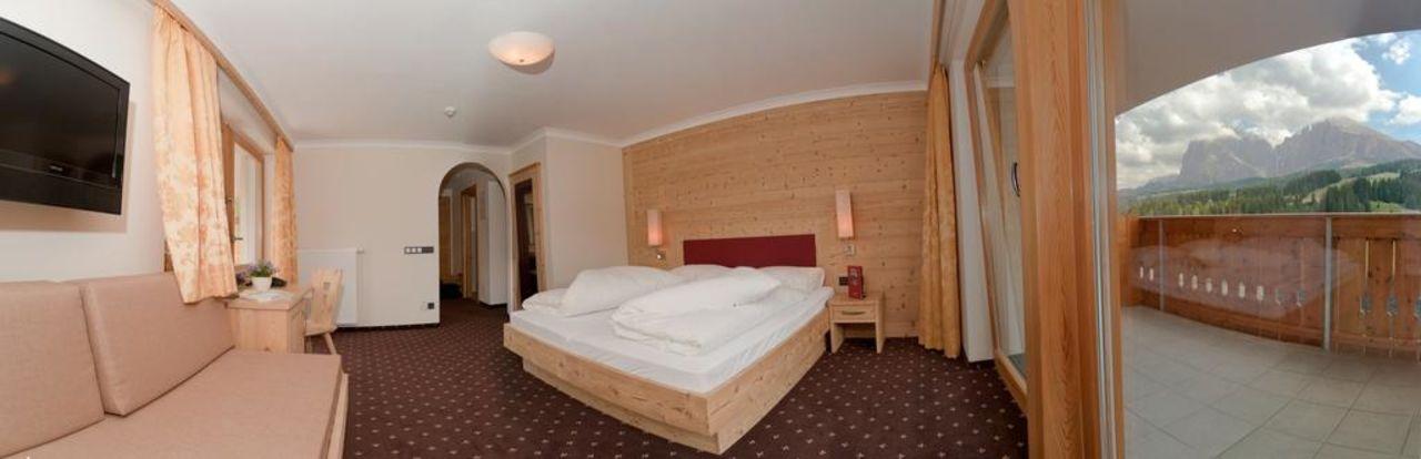 Die neuen Zimmer 32-35m2 Silence & Wellness Hotel Brunelle
