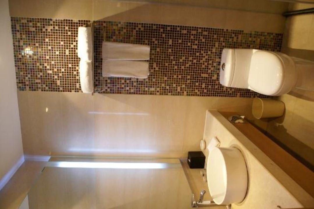 Bad/WC Dorsett Regency Hotel Wuhan