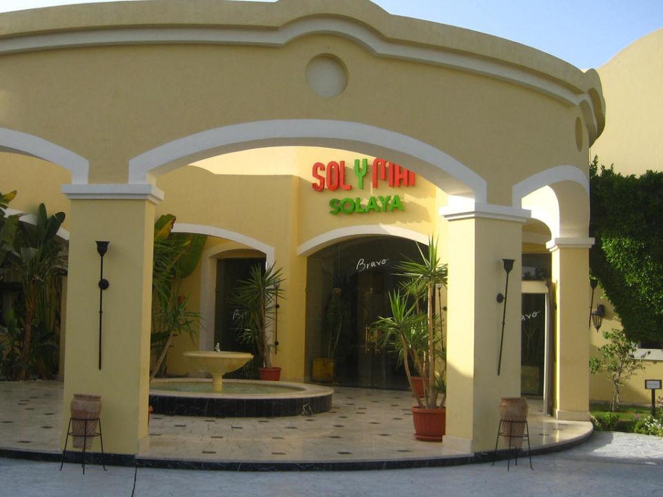 Solaya, Eingang Jaz Solaya