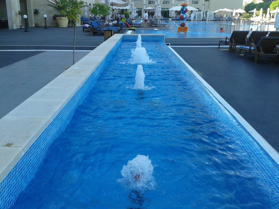 Wasserspiele Am Pool Melia Grand Hermitage Resort