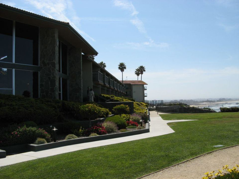 Bild best western shore cliff in pismo beach zu best for Best western pismo