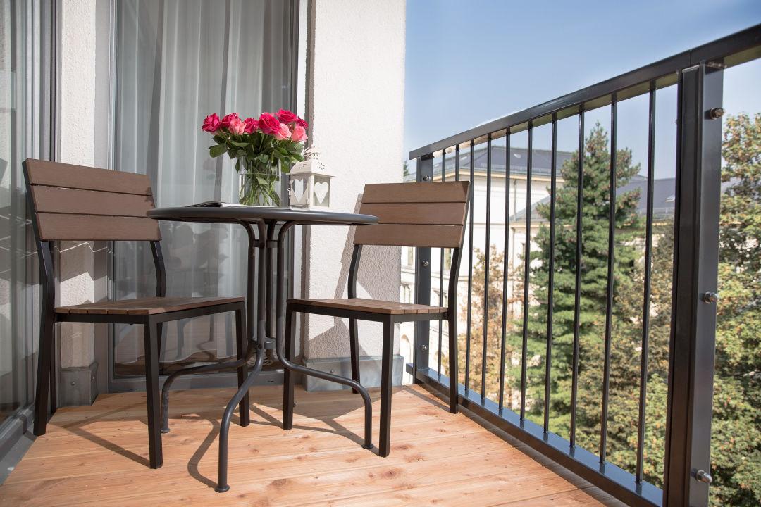 Studio 44 Balkon // balcony\