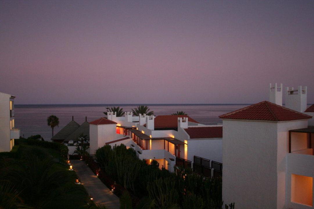 Abendlicher Ausblick vom Balkon (4000erBlock) Fuerteventura Princess