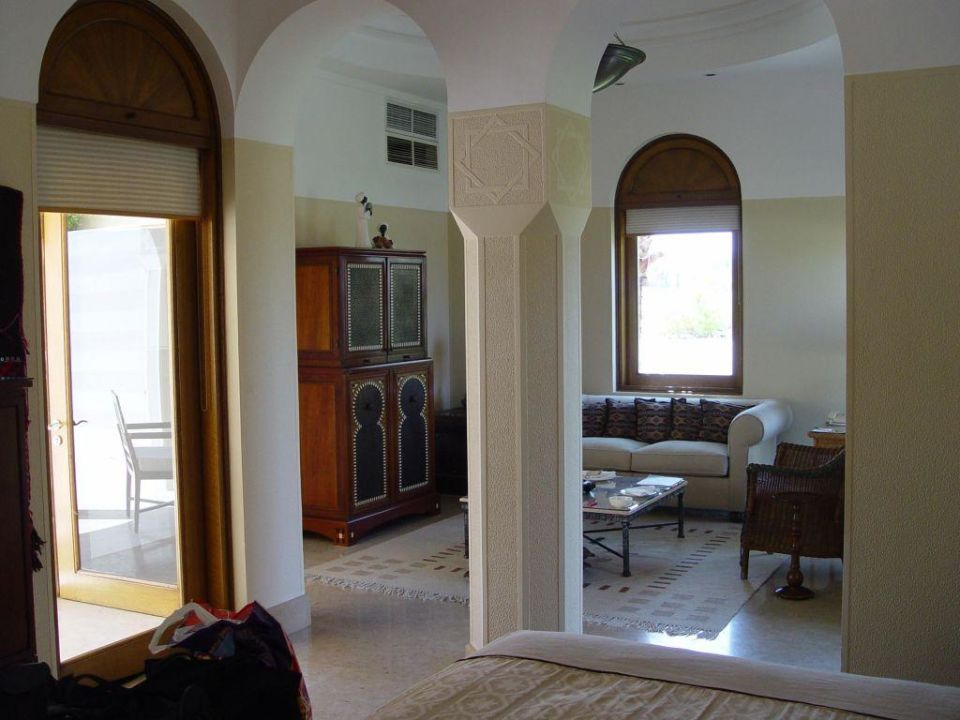 Suite (mit Pool) The Oberoi Sahl Hasheesh