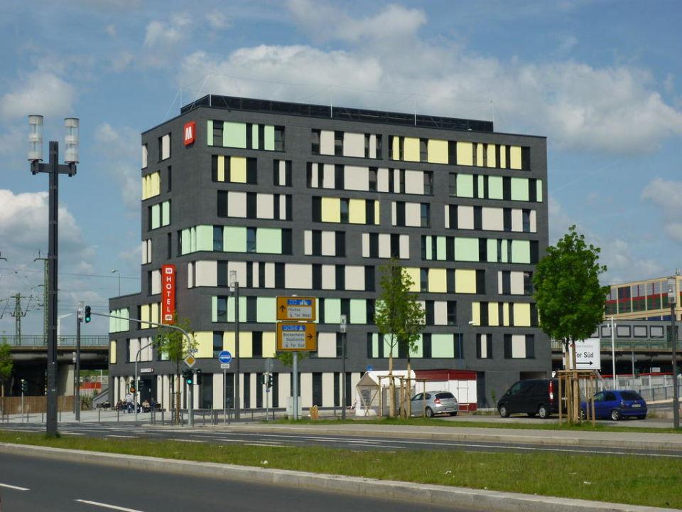 Hotel Meininger Messe Frankfurt