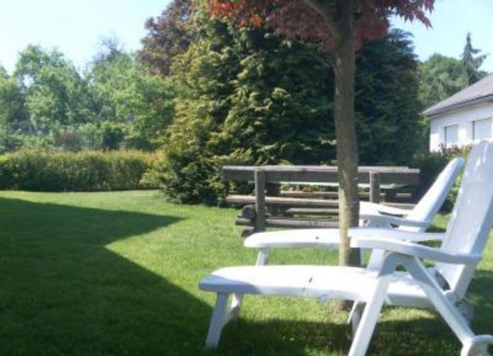 Gartenanlage Pension Kronprinz Rudolf Hof