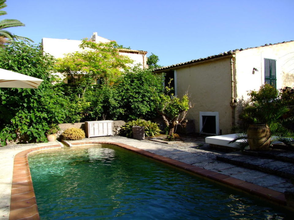 Pool Refugio Son Pons