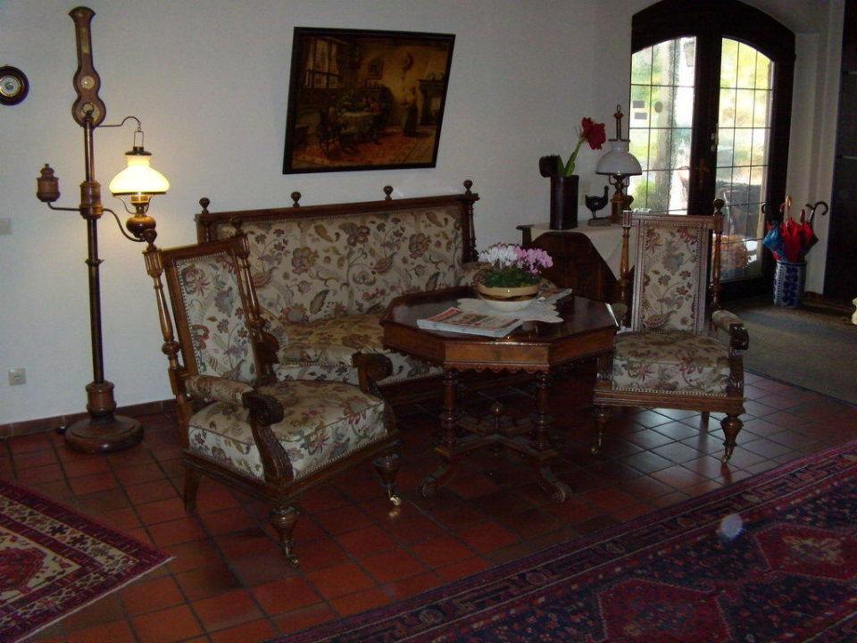 """""""Sessel im Eingangsbereich"""" Haus Große Kettler Bad Laer"""