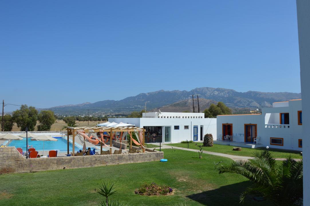 U0026quot Pool U0026quot  Aparthotel Bouradanis Village  Marmari