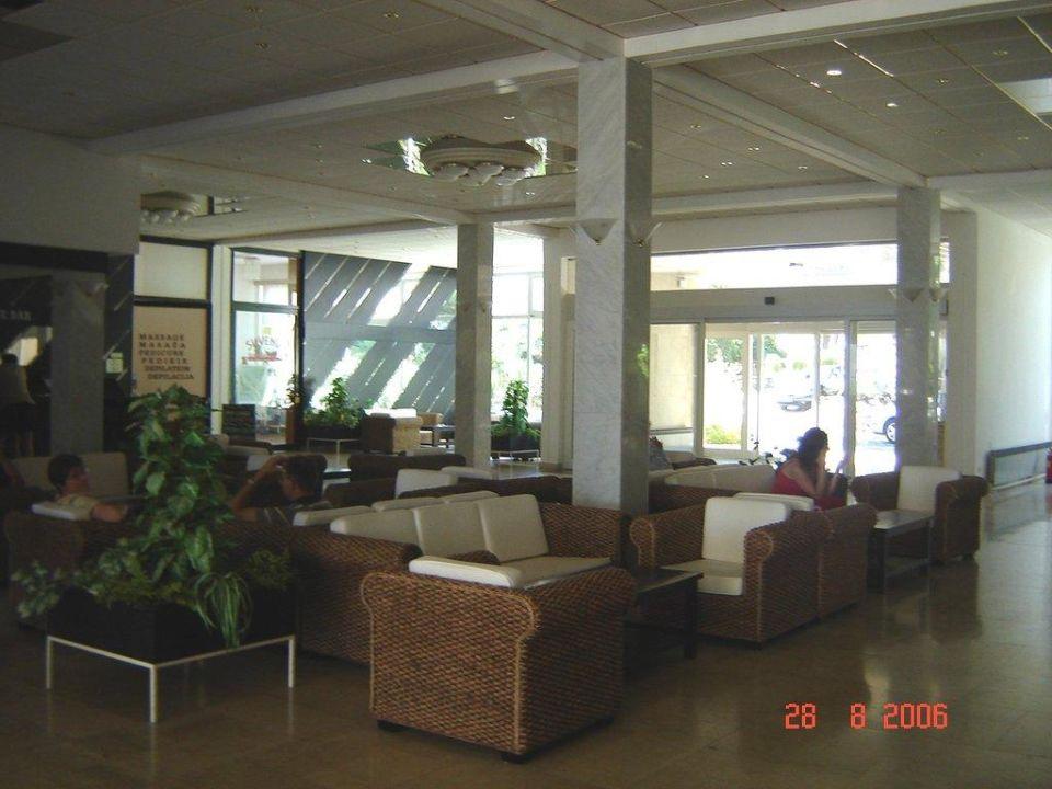 Hol główny Hotel Hvar
