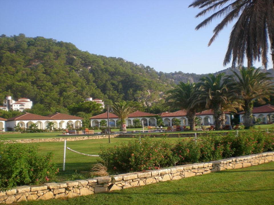 Gartenanlage Kiriş World Hotel by Voyage  (geschlossen)