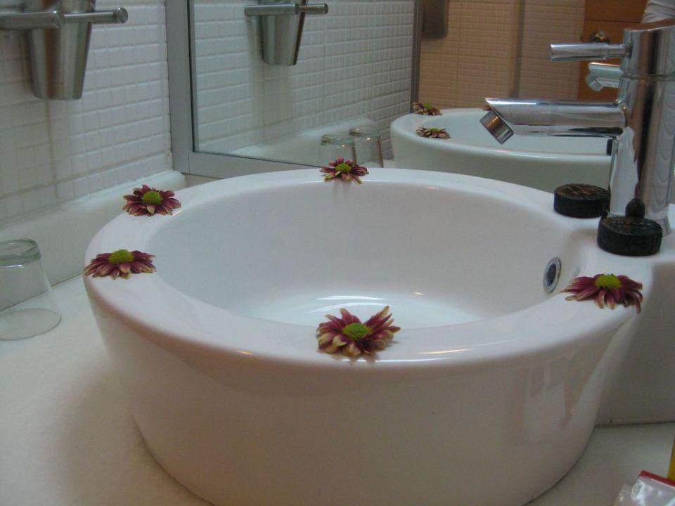 Das Bad zur Begrüßung Voyage Sorgun