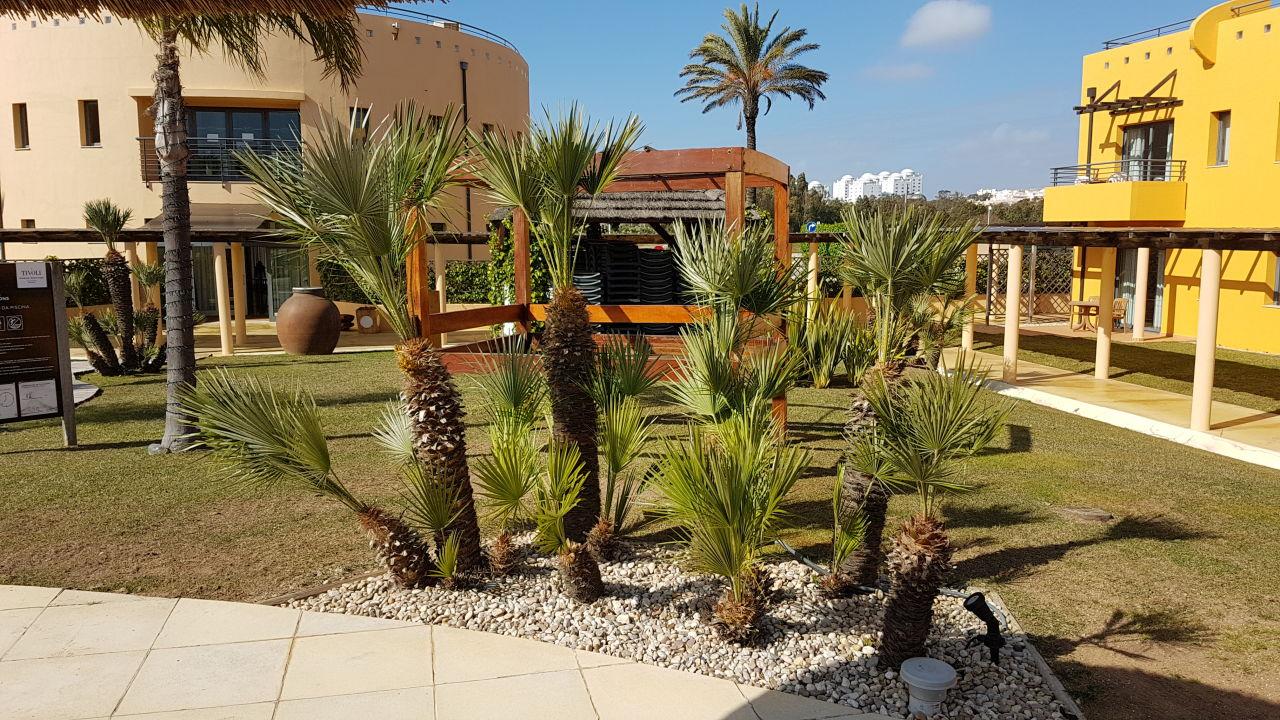 Gartenanlage Hotel Tivoli Marina Portimao