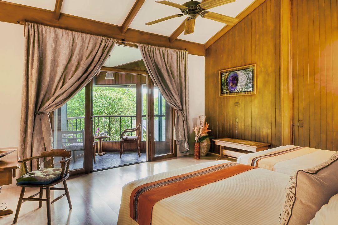 Forest View Balcony Room Hotel Monteverde Lodge & Gardens