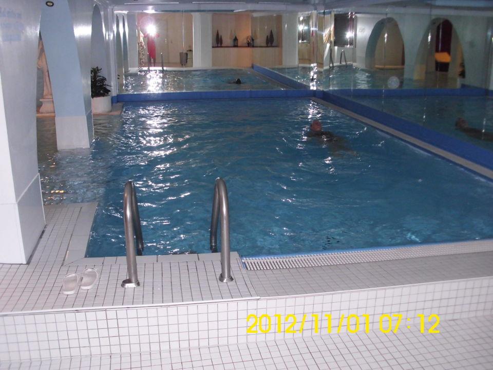 Das Hallenbad Hotel Kronberg Bodenmais Holidaycheck Bayern