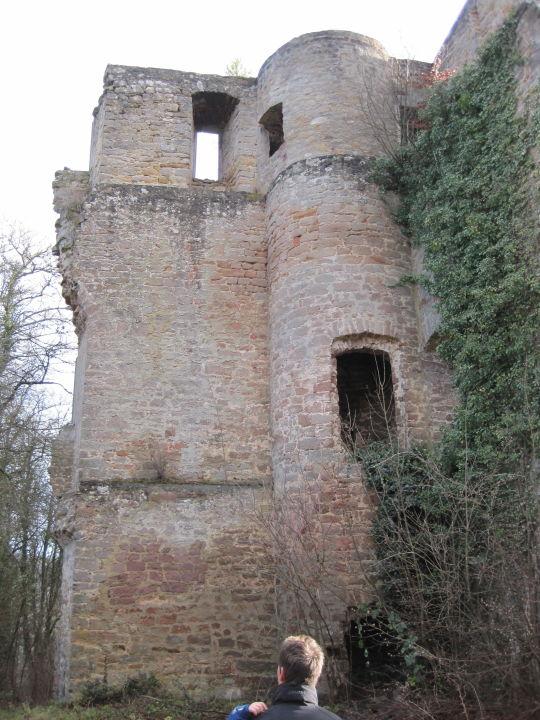 Hotelbilder: Jugendherberge Burg Altleiningen (Altleiningen ...