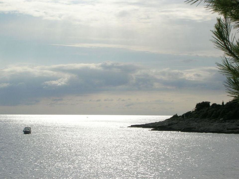 Blick über das Meer Park Plaza Verudela Pula