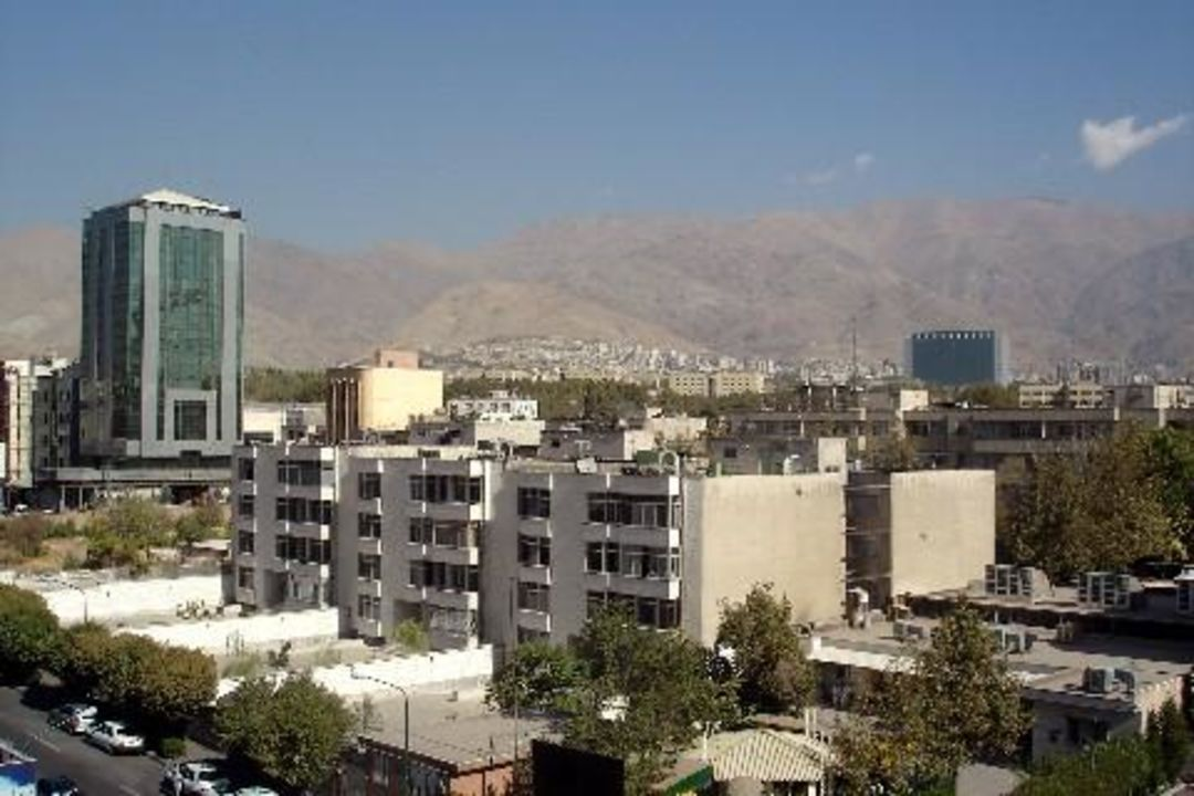 Tehran - Norden Hotel Homa