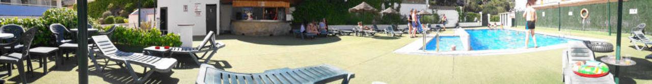 Panoramiczne  basen Hotel Montevista