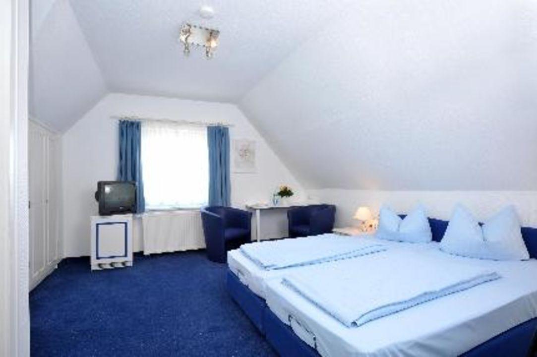 Doppelzimmer im Strandhotel Strandhotel Sylt