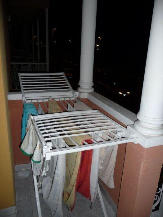 Wäscheständer Balkon\