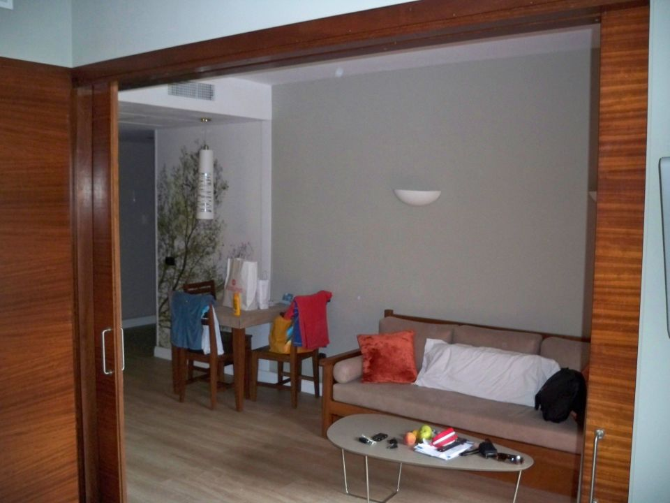 Quot Wohnbereich Appartment 137 Quot Allsun Hotel Illot Park In Cala Ratjada Holidaycheck Mallorca