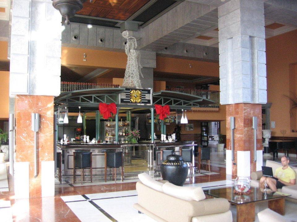 Die Bar in der Lobby Lopesan Costa Meloneras Resort, Spa & Casino